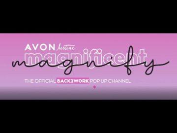 Avon Justine BACK2WORK Conference 2021 – David Bloch International